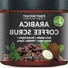 ORGANIC COFFEE & COCONUT BODY SCRUB REDUCE CELLULITE ACNE ST