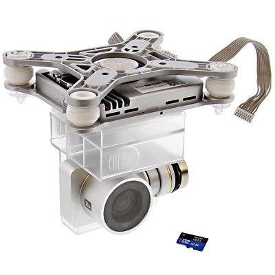 DJI Phantom 3 Professional Pro Drone - NEW 4K Camera, Gimbal