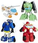 Playskool Heroes Rescue Bots Griffin Rock Rescue Team, 4 Cor