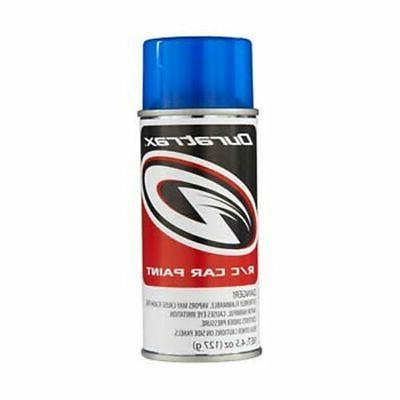 Duratrax PC272 Polycarb Spray Paint Candy Blue 4.5 oz DTXR42