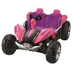 Power Wheels 12V Battery Powered Girl Dune Racer