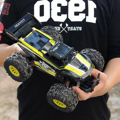 Powerful Remote Control Terrain Monster Truck Cars 2.4G