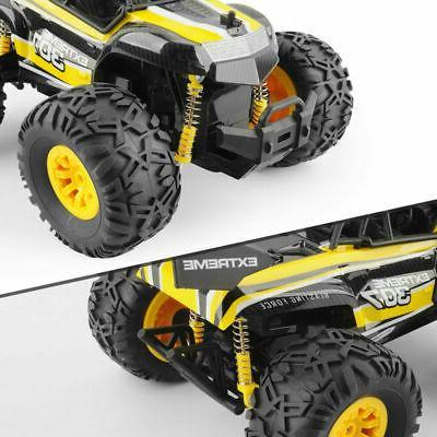 Powerful Terrain Monster Truck RC 2.4G