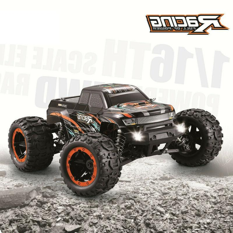 RC Race Truck 1:14 Scale 2.4Ghz Remote Control High Speed Re