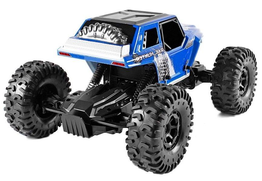 Qty 4WD Danchee RC Remote Off-road Truck RTR