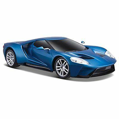 Maisto R/C 1:24 Scale 2017 Ford GT NAIAS Variable Color Radi