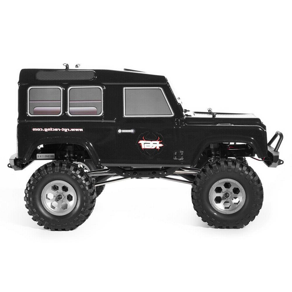 RGT Racing 1/10 Scale Off Road Rock Cruiser