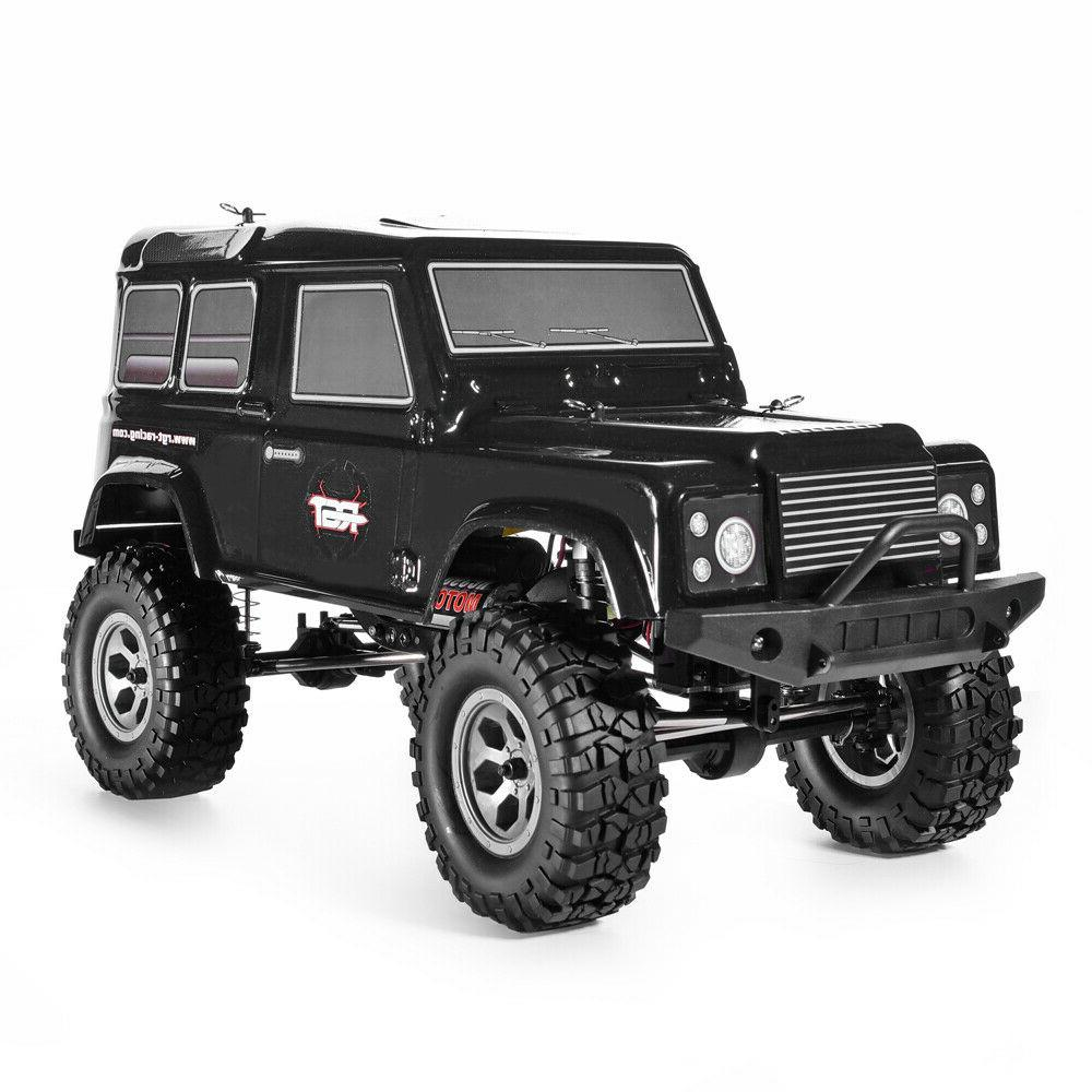 RGT RC Car 1/10 Scale Electric Off Road Rock