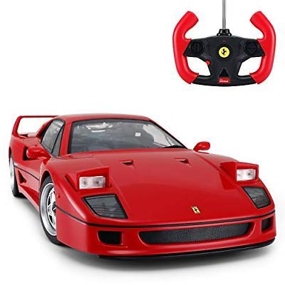 Radio Remote Control 1/14 Scale Ferrari F40 Licensed RC Mode