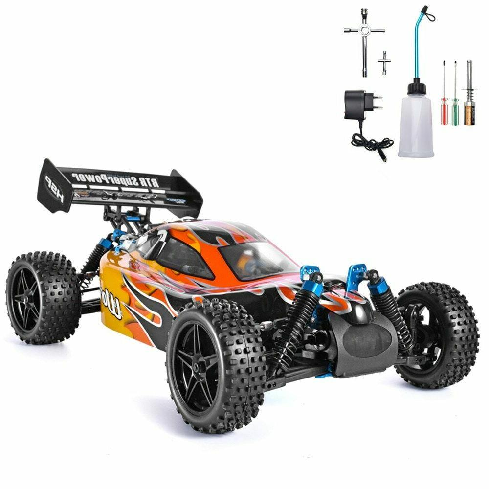HSP Car Two Buggy Gas Car
