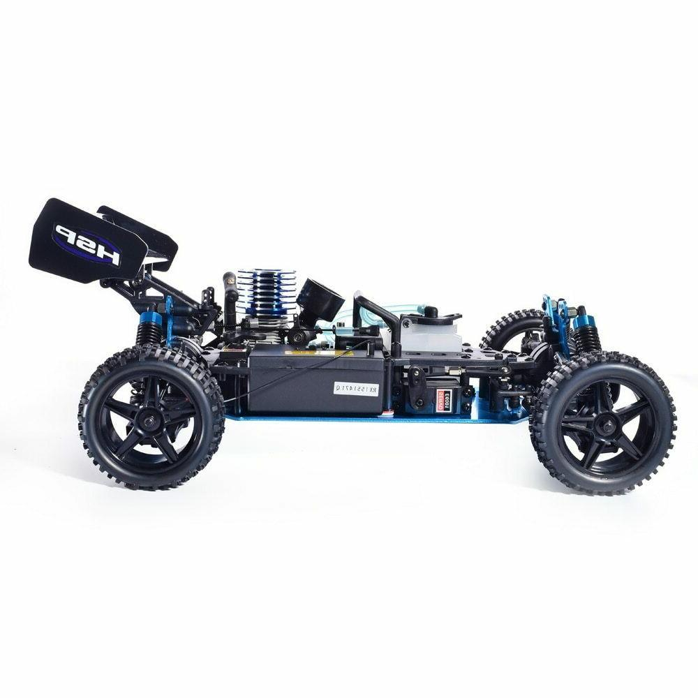 HSP RC 1:10 Scale RC Buggy Nitro Power Car