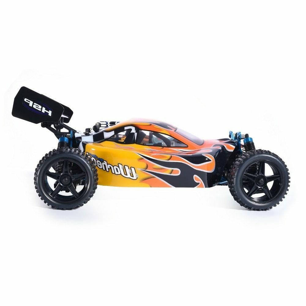HSP Scale 4WD Two Road Buggy Car