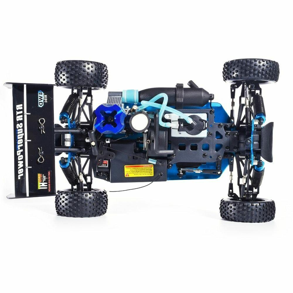 HSP RC Scale Toys Buggy Gas Car