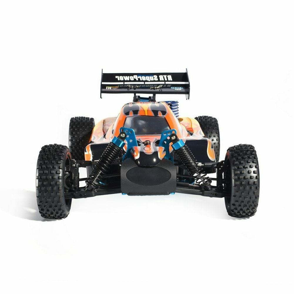 HSP Scale Two Buggy Nitro Gas Car