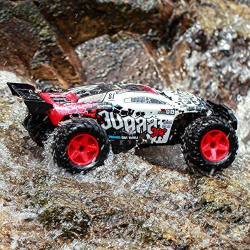 KOOWHEEL RC 4WD Remote Control Car, 2.4Ghz Racing Truck 30MPH Buggy Race, Kids