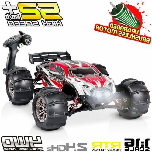 Hosim 1:16 Car RC Monster High Speed