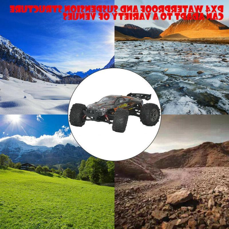 Hosim 4WD 2.4G 36km/h Remote Control RTR