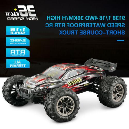 Hosim 1/16 Scale 4WD 2.4Ghz Remote Off-road RTR