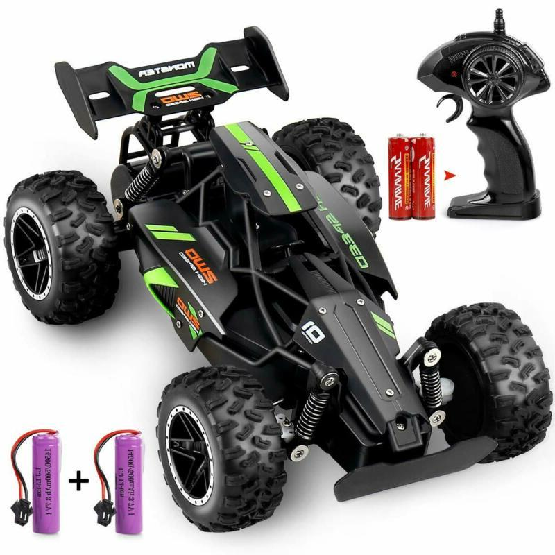 Outerman Rc Car 1:18 Scale 2.4Ghz Remote Control Trucks, 15-