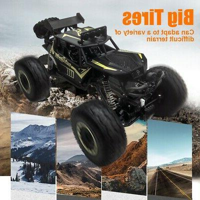 RC Car 1/8 4WD Remote Electric Buggy Off-Road Car