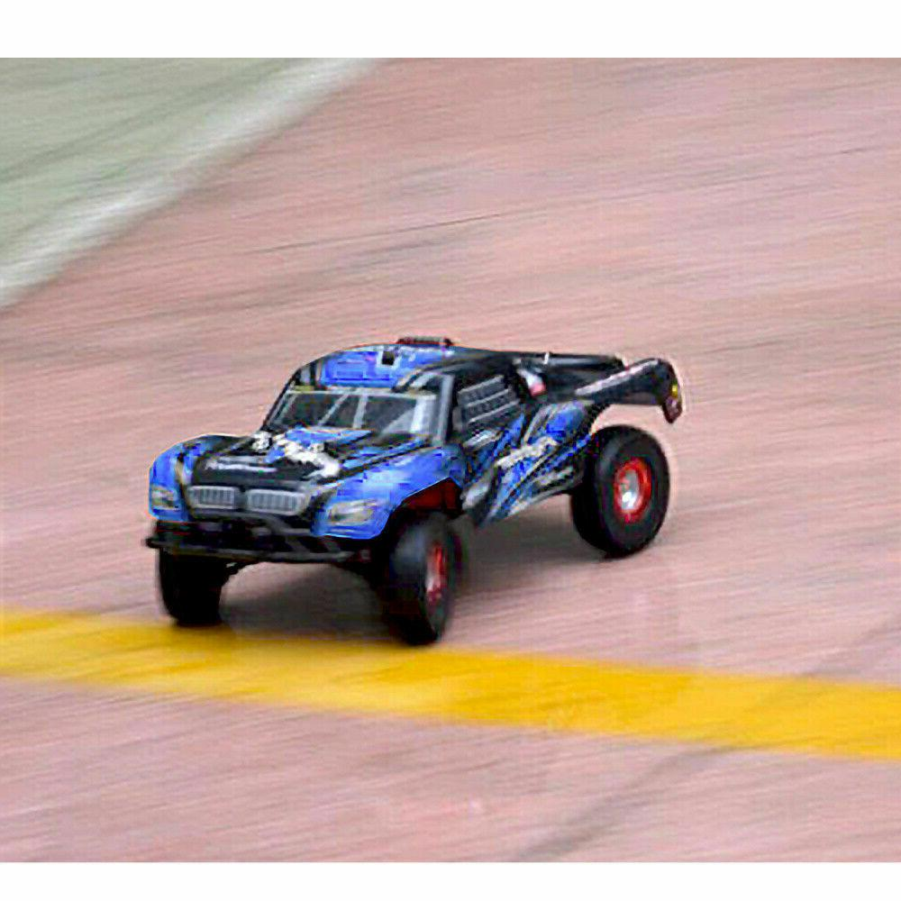 RC 4WD Off-road Electric Car Blue 40km/h