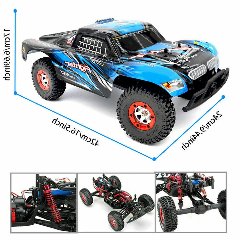 RC Off-road Remote Truck Electric Blue 40km/h