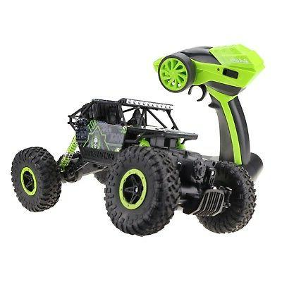 RC Car 4WD Rock Car Vehicle Toy
