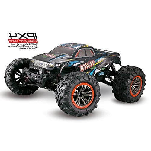 RC Car - Vanvler 1/10 High 46km/h Controlled Car