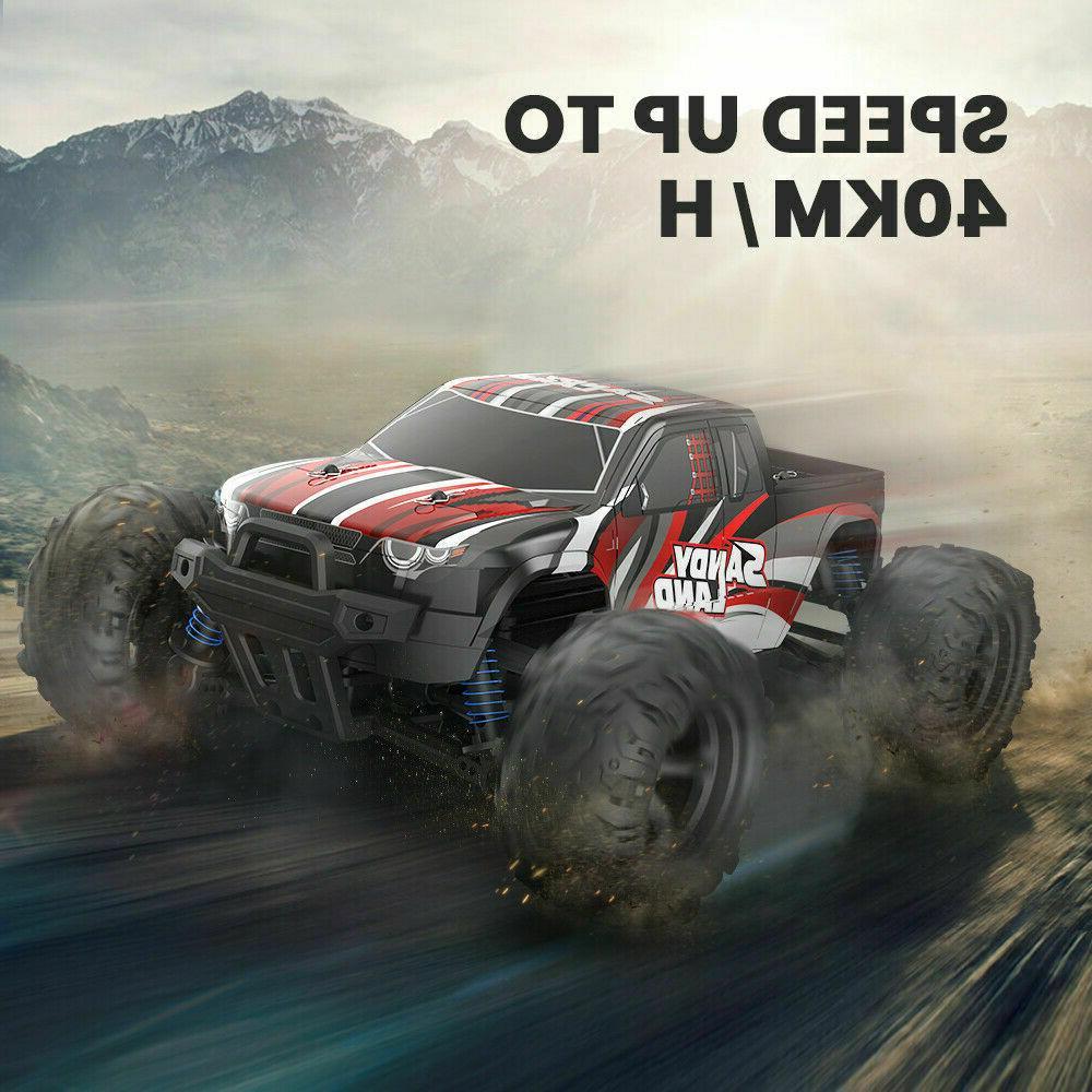 4WD High Control Car 1:18 Truck 30+ MPH