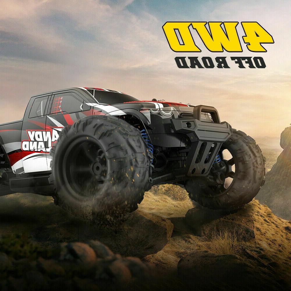 4WD Cars 9300 High Car Monster