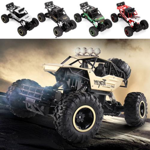 Remote Control High Speed Vehicle 2.4Ghz Electric Off-Road