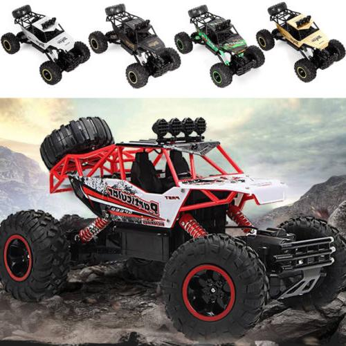 Remote Vehicle 2.4Ghz Buggy Off-Road