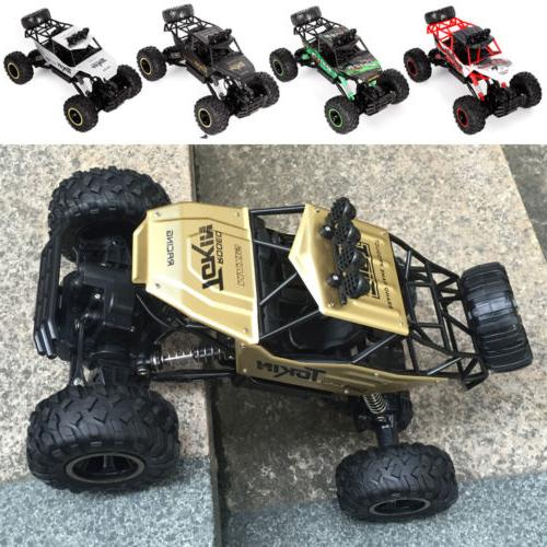 RC Car Remote Control Speed Vehicle Electric Off-Road