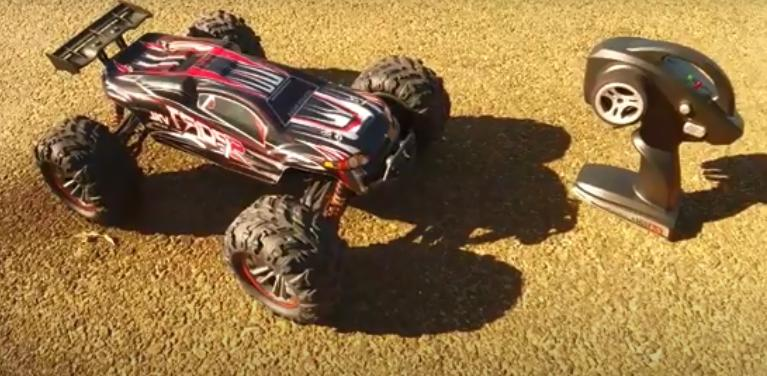 rc car offroad rtr 60 kmh brushless