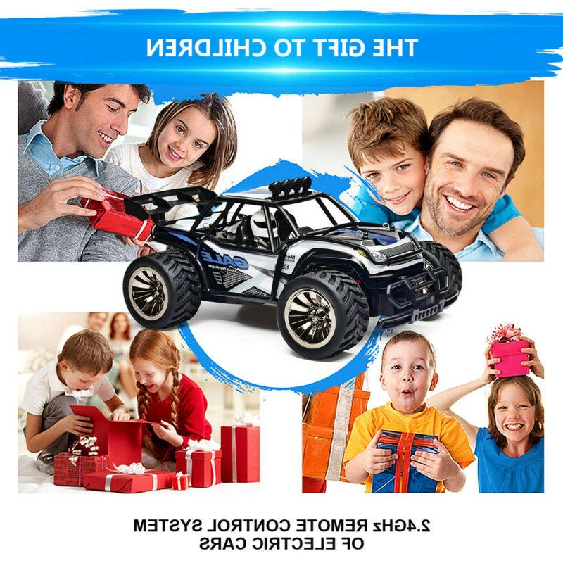 RC Truck Speed Muscle Buggy 2.4Ghz 1:16 Scale Car Remote Con
