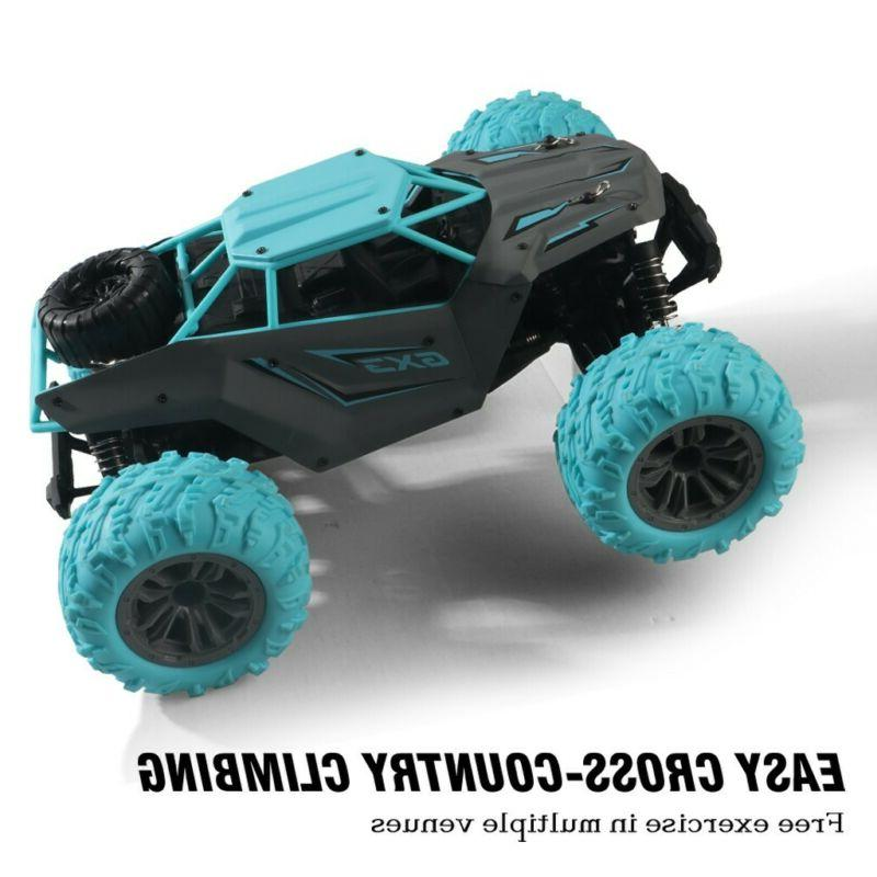RC Car 1:14 Scale 4WD Off-road Remote