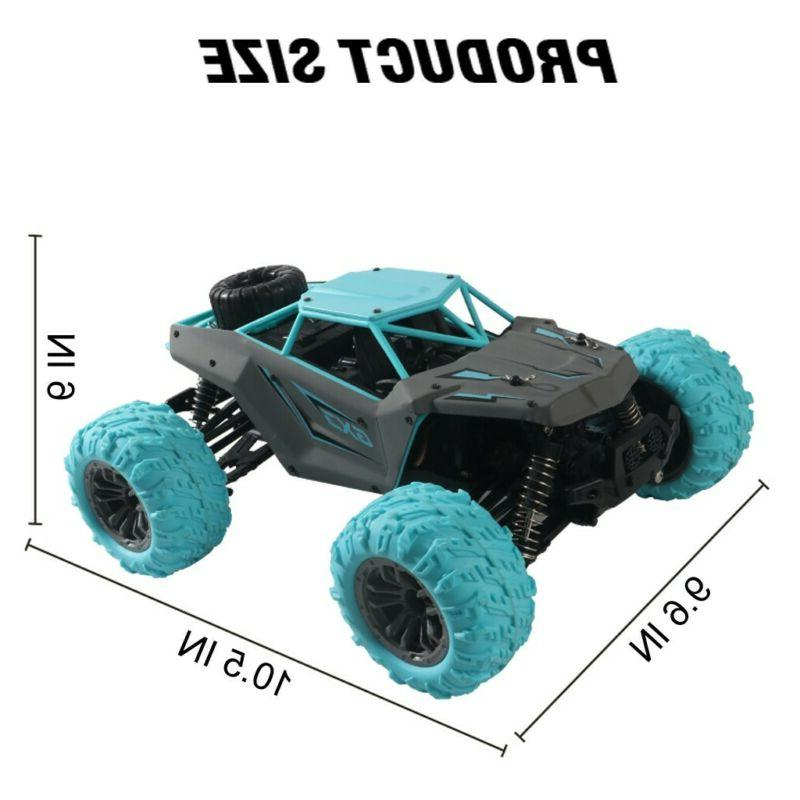 RC Car 4WD High-speed Off-road