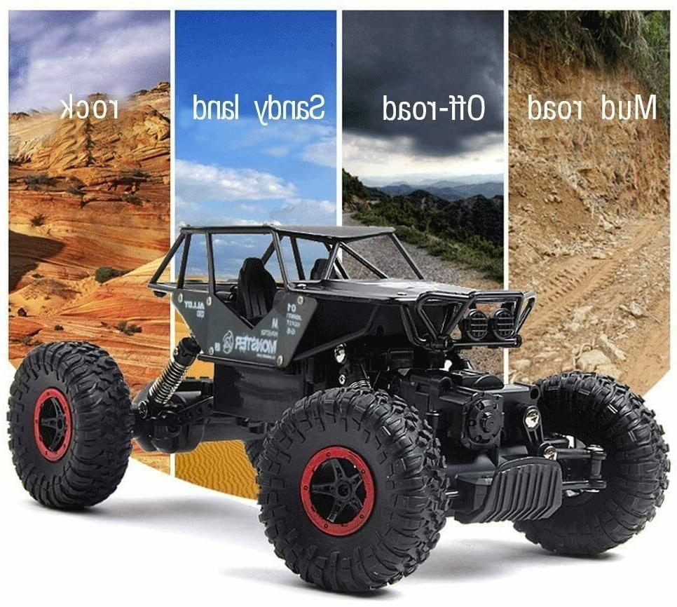 RC Car for Kids, Remote Control Road Crawler