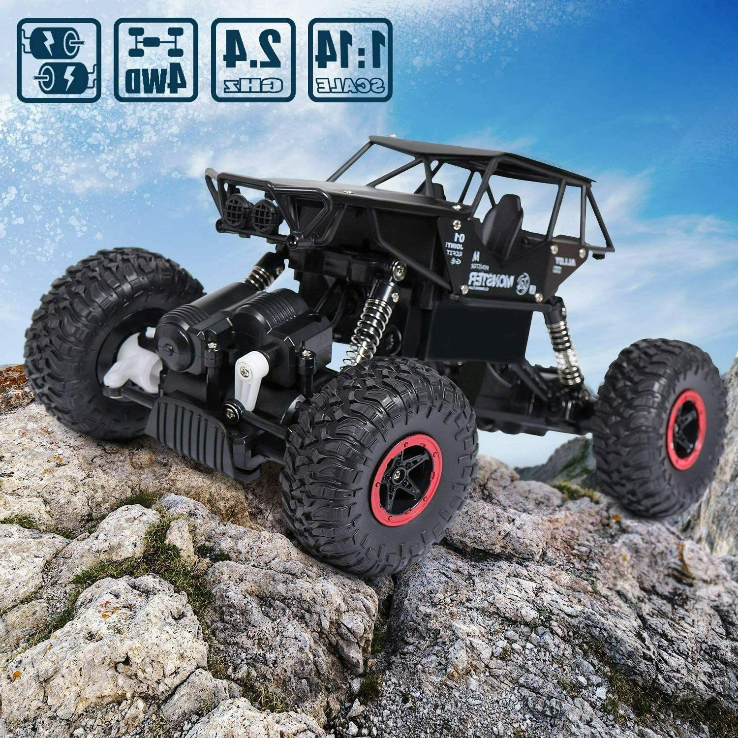 RC Car Toy Kids, Car, Road Crawler