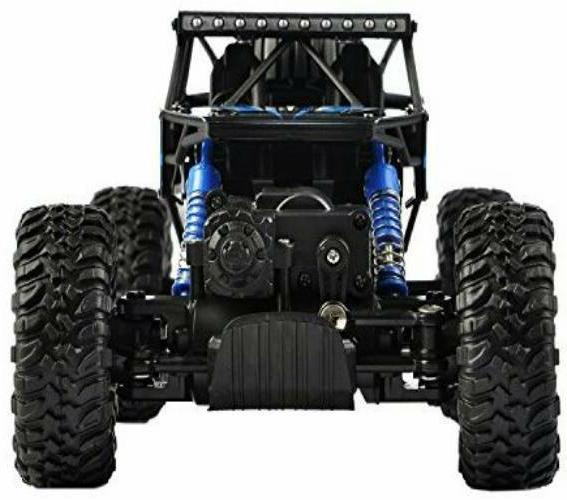 rc car with two battery 4wd 2