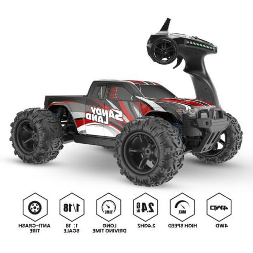 RC Cars High Speed Remote Car Road