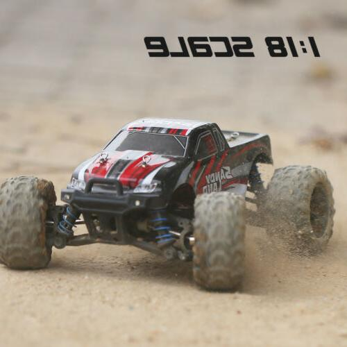 4WD Scale Car High Speed 30+ MPH Road Trucks 2 New