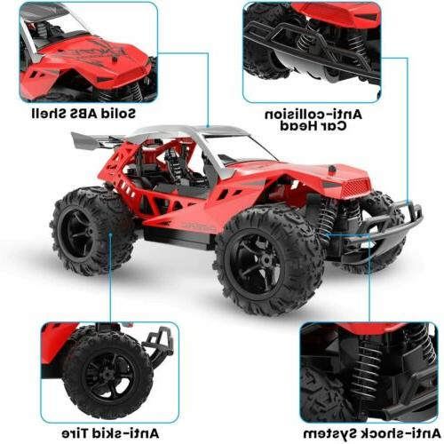 RC Monster 1:10 Scale High Speed 4WD Kids