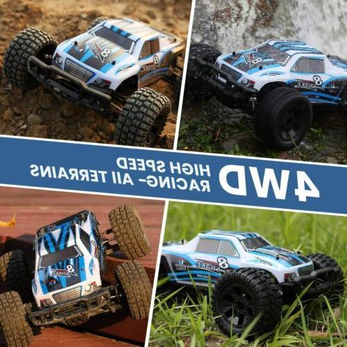 RC Monster Trucks 1:10 High 4WD Kids