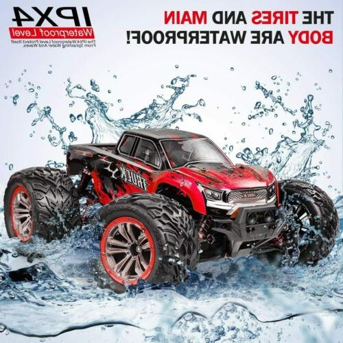 Hosim Cars 4WD Remote RC Truck 30MPH