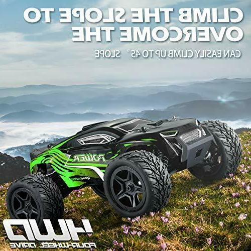 Hosim Rc 4WD Monster Truck kmh High Speed Remote Control