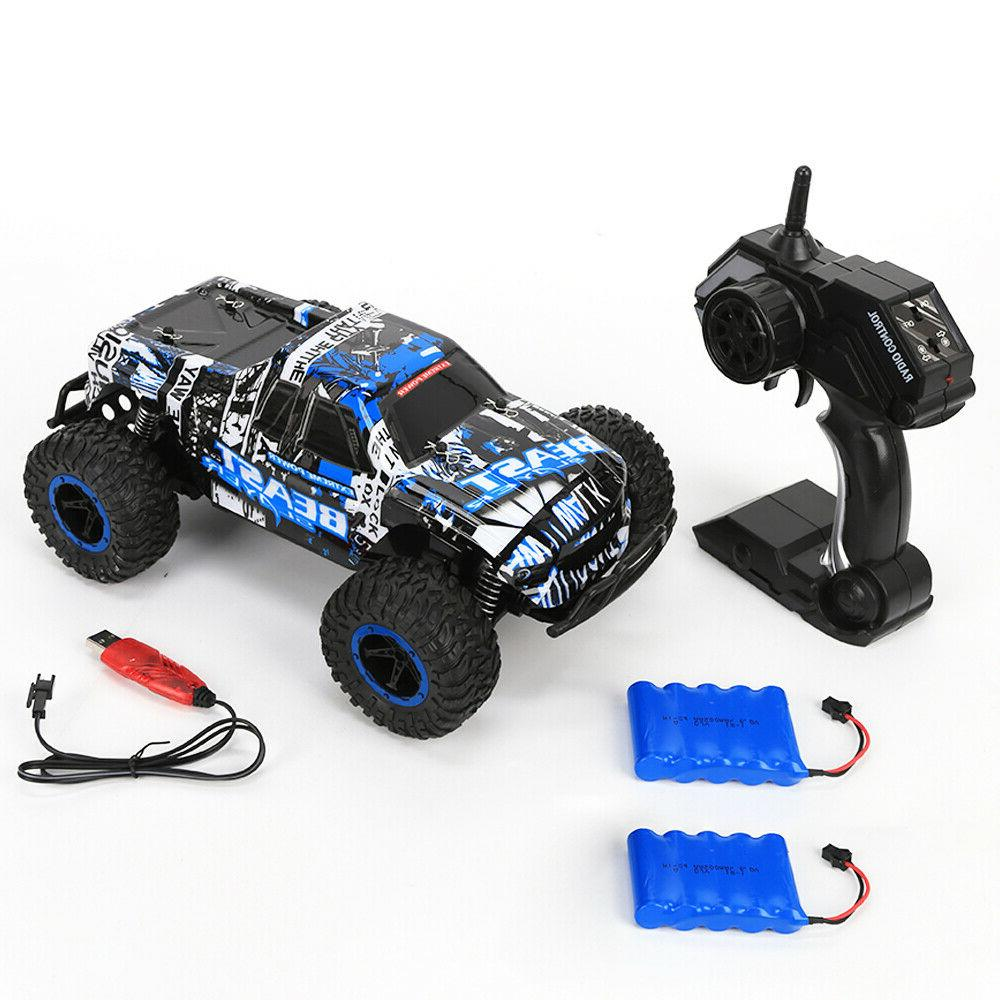 2.4G Car Scale Remote Control Car Monster Gift