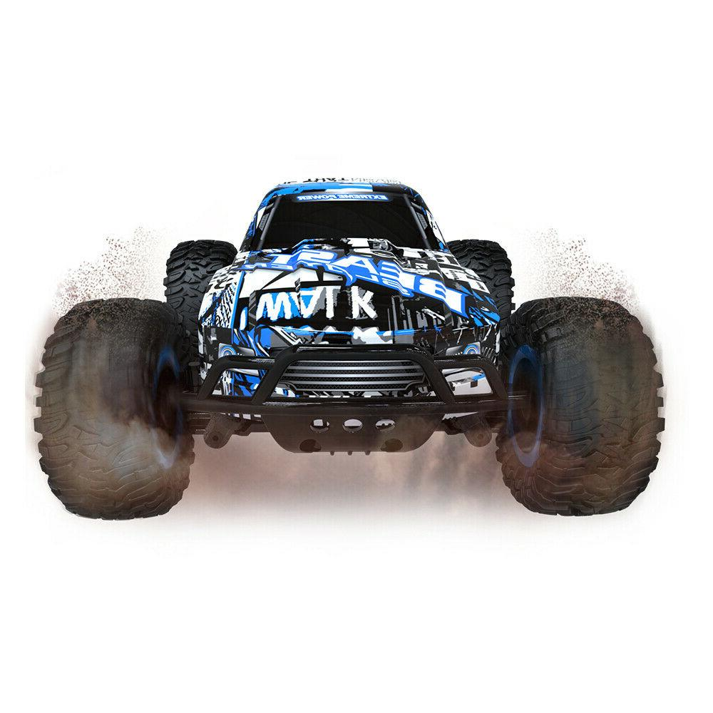 2.4G RC 1:16 Scale Control Car Monster Truck