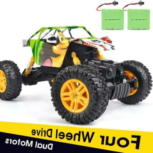 DOUBLE RC 1:18 Remote Control Off...