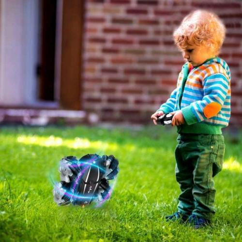 Remote 360° Rotate Car Car High Speed Off-Road Kids